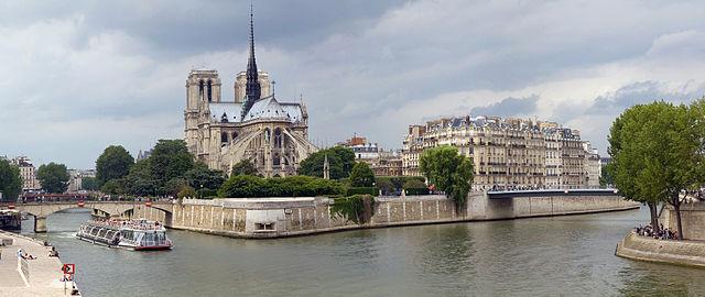 Ile de la Cité, 1er arrondissement, Paris