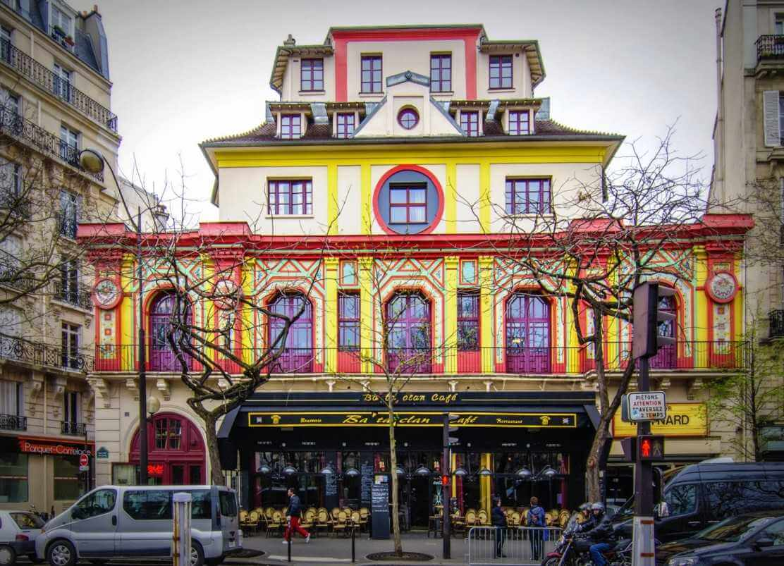 Bataclan, 11e arrondissement, Paris