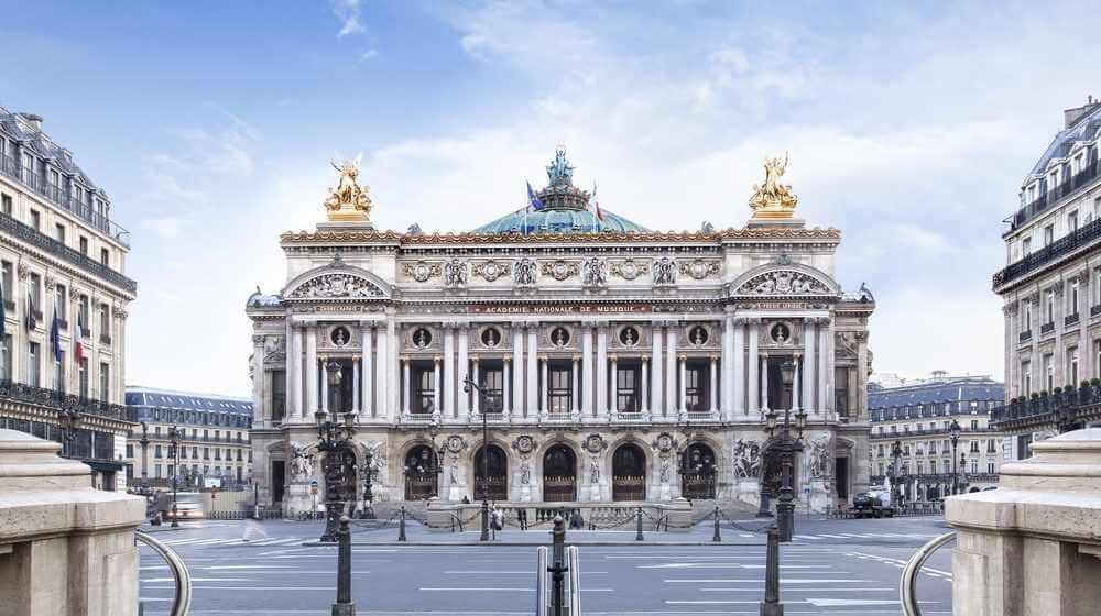 Opera-garnier, 9e arrondissement, Paris