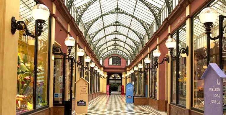 Passage des princes, 2e arrondissement, Paris