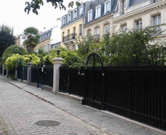Cité des fleurs, 17e arrondissement, Paris