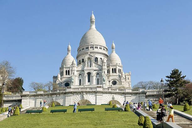 Sacré Coeur, 18eme arrondissement, Paris